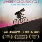 David Burke Where Colors Cycle