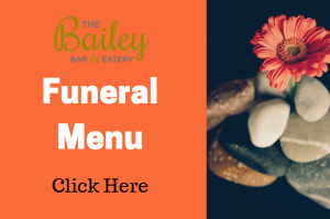 Funeral Menu Button