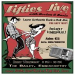 Fifties Jive at The Bailey, Enniscorthy